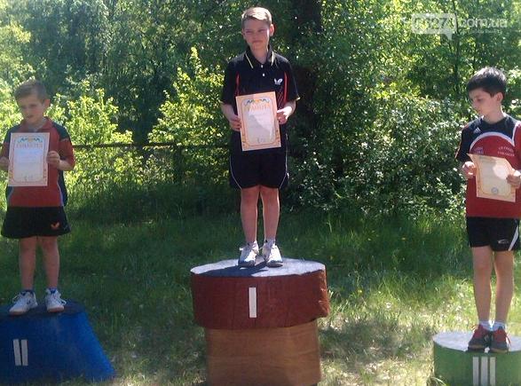 Чемпионом Украины по настольному теннису стал юный бахмутчанин, фото-4