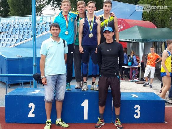Бахмутчане достойно выступили на Чемпионате Украины по легкой атлетике, фото-1