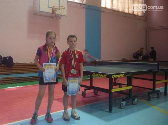 Чемпионом Украины по настольному теннису стал юный бахмутчанин, фото-1