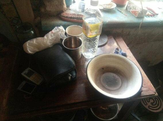 После «дружеских посиделок» бахмутчан задержали полицейские (ФОТО), фото-2