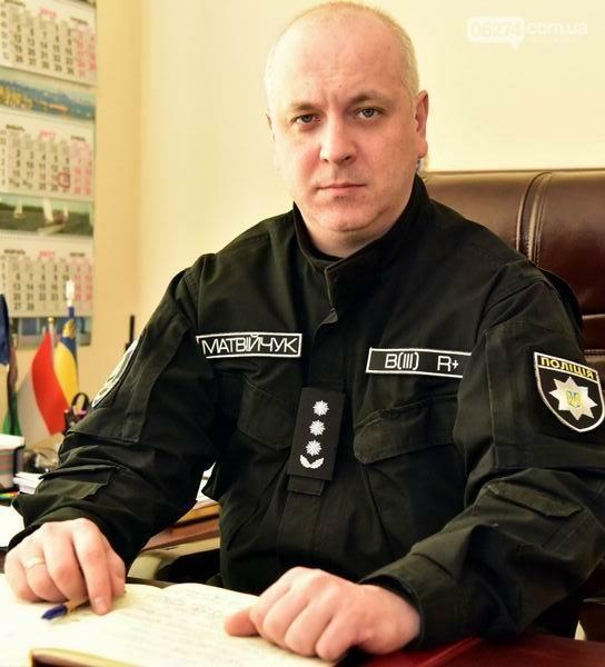 Заместитель начальника ГУНП в Донецкой области проведет личный прием граждан в Бахмуте, фото-1