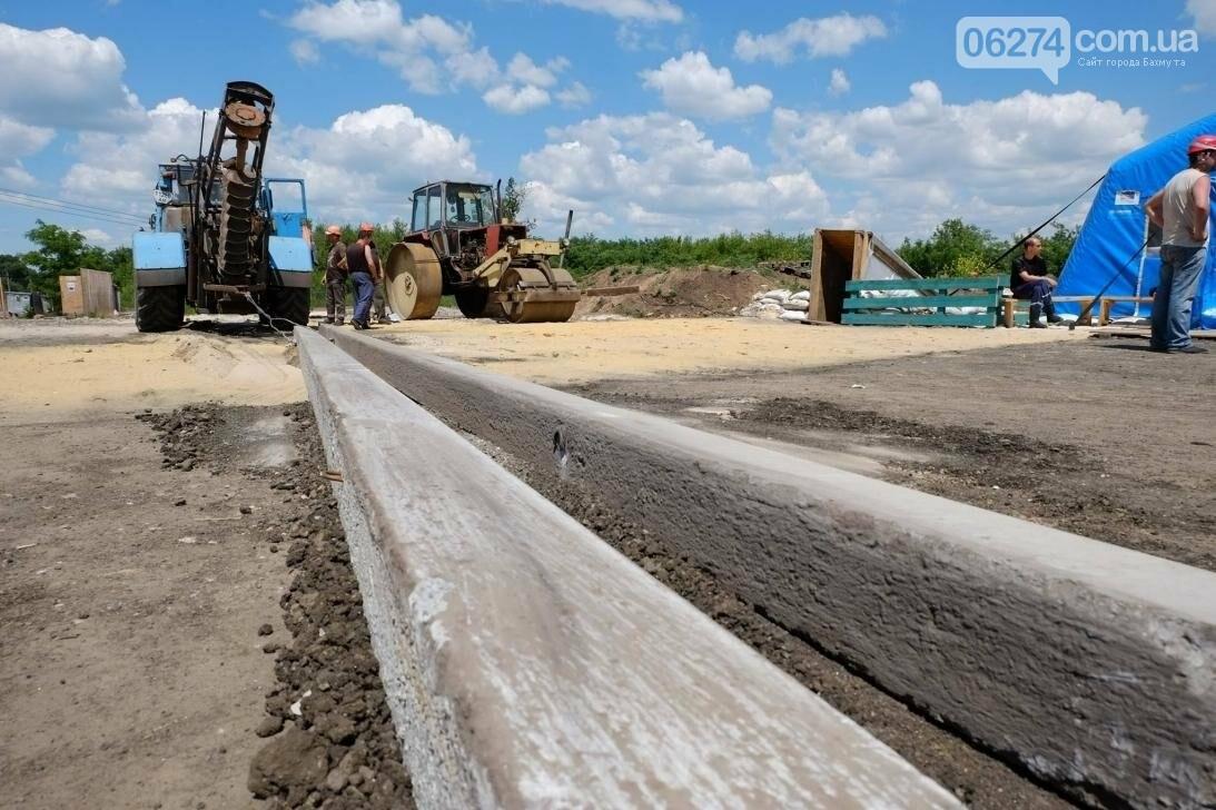 В прифронтовых поселках Бахмутского района решают проблему с электроснабжением (ФОТО), фото-6