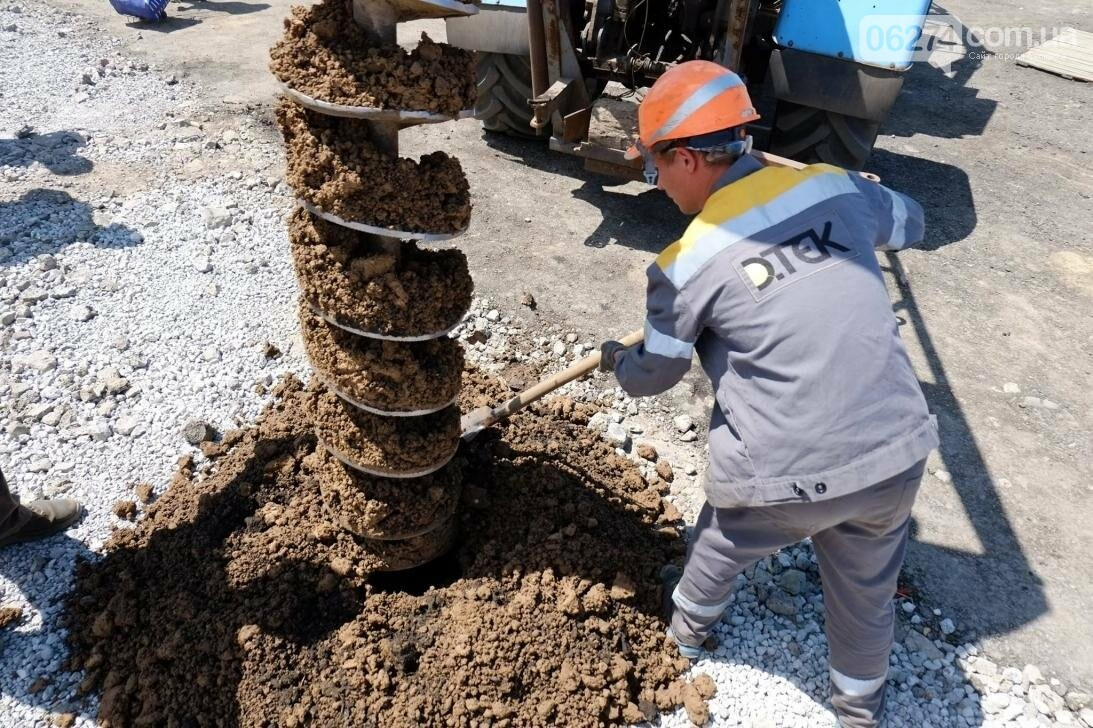 В прифронтовых поселках Бахмутского района решают проблему с электроснабжением (ФОТО), фото-12