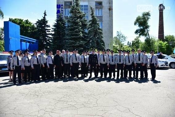 Новые внедорожники глава областной полиции передал в Бахмут и в другие города Донецкой области, фото-6