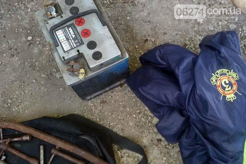 В Бахмуте задержали воров-рецидивистов, на счету которых более десятка краж, фото-4
