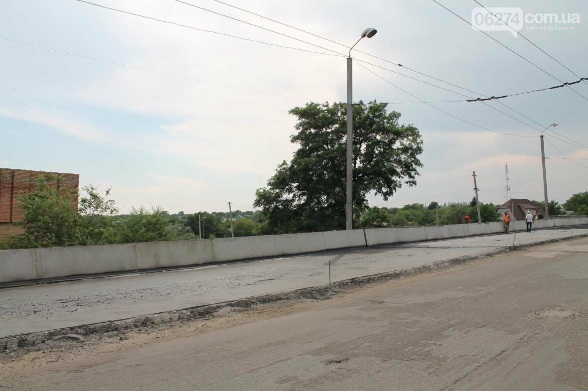Ремонт дорог, тротуаров и набережной: в Бахмуте кипит работа, фото-2