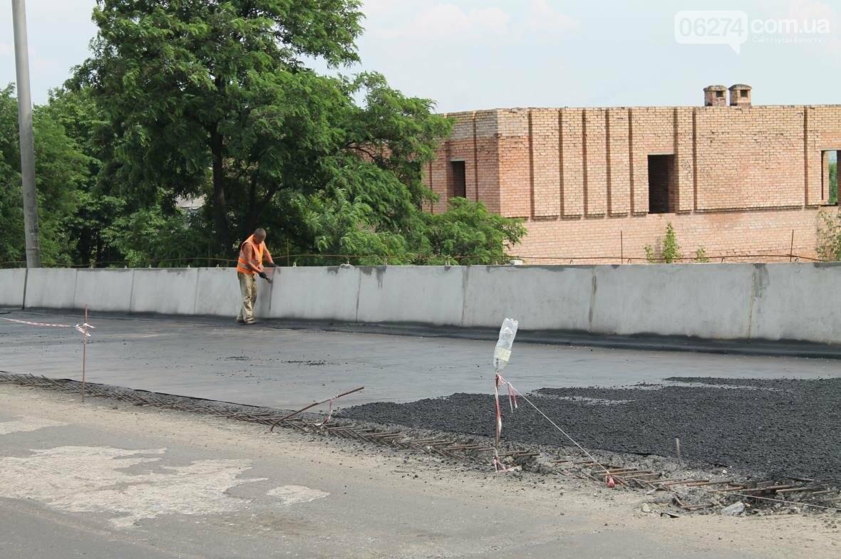 Ремонт дорог, тротуаров и набережной: в Бахмуте кипит работа, фото-4