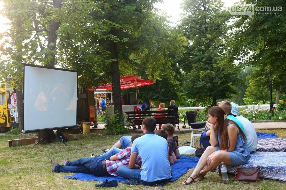 В Бахмуте Фестиваль европейского кино собрал творческую молодежь, фото-6