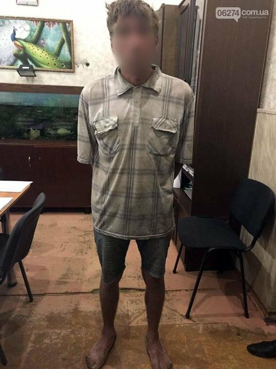 В Константиновке задержан подозреваемый, который незаконно удерживал и развращал 12-летнюю девочку, фото-2