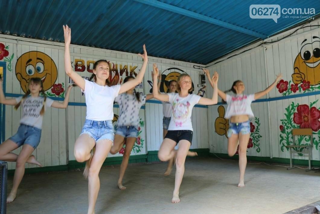Схід та Захід разом: дети из лагеря «Вогник» встретились с жителями Западных областей Украины, фото-15