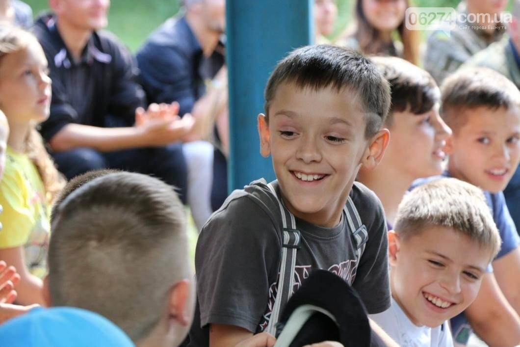 Схід та Захід разом: дети из лагеря «Вогник» встретились с жителями Западных областей Украины, фото-6