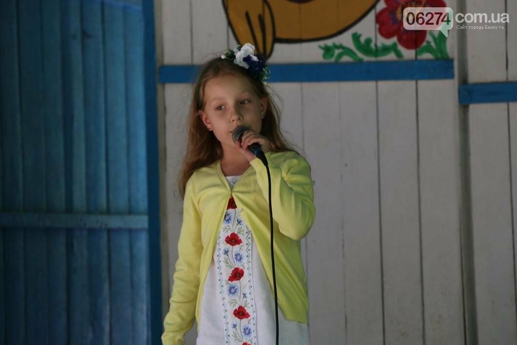 Схід та Захід разом: дети из лагеря «Вогник» встретились с жителями Западных областей Украины, фото-3