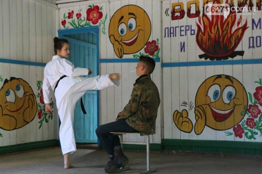 Схід та Захід разом: дети из лагеря «Вогник» встретились с жителями Западных областей Украины, фото-4