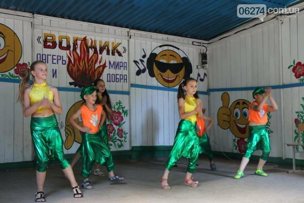 Схід та Захід разом: дети из лагеря «Вогник» встретились с жителями Западных областей Украины, фото-9