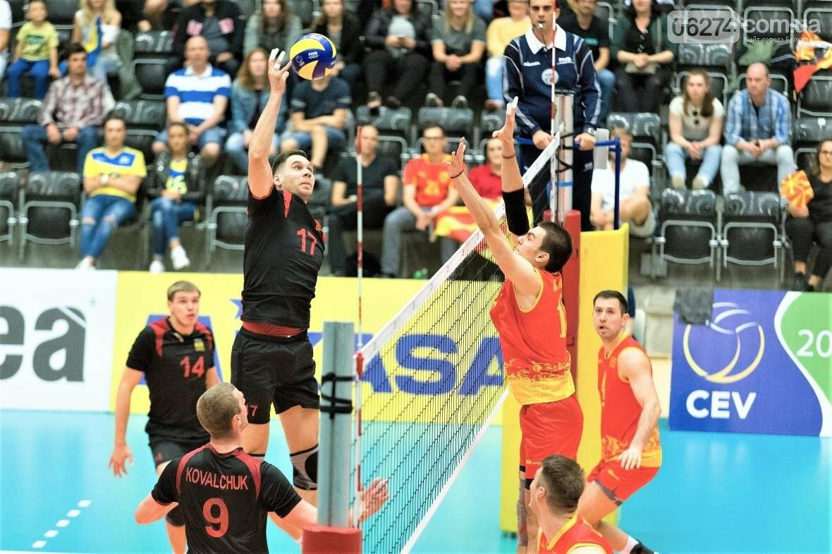 Мужская сборная Украины по волейболу стала Чемпионом Евролиги, фото-1