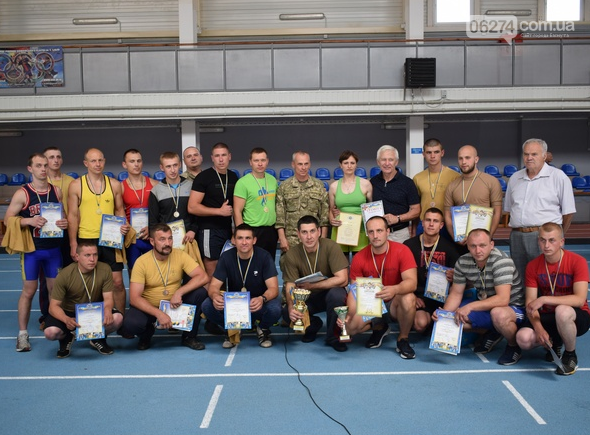 В Бахмуте соревновались подразделения АТО, фото-7