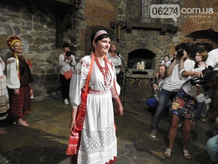 Бахмутчанки выступили на фестивале аутентичной и стилизованной одежды, фото-1