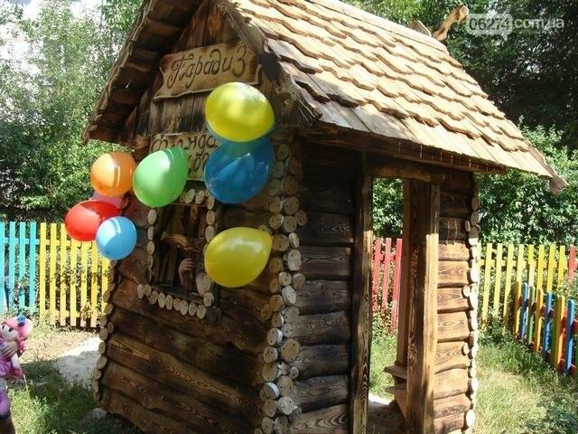 В детском саду №58 появилась новая игровая площадка, фото-1