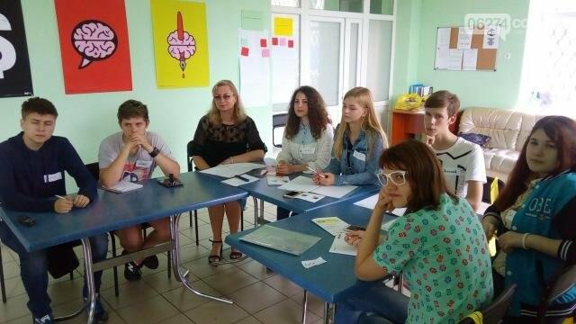 Тренеры из Германии и Австрии провели обучение для будущих журналистов Бахмута, фото-2