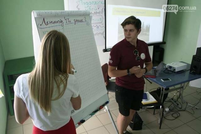 Тренеры из Германии и Австрии провели обучение для будущих журналистов Бахмута, фото-1