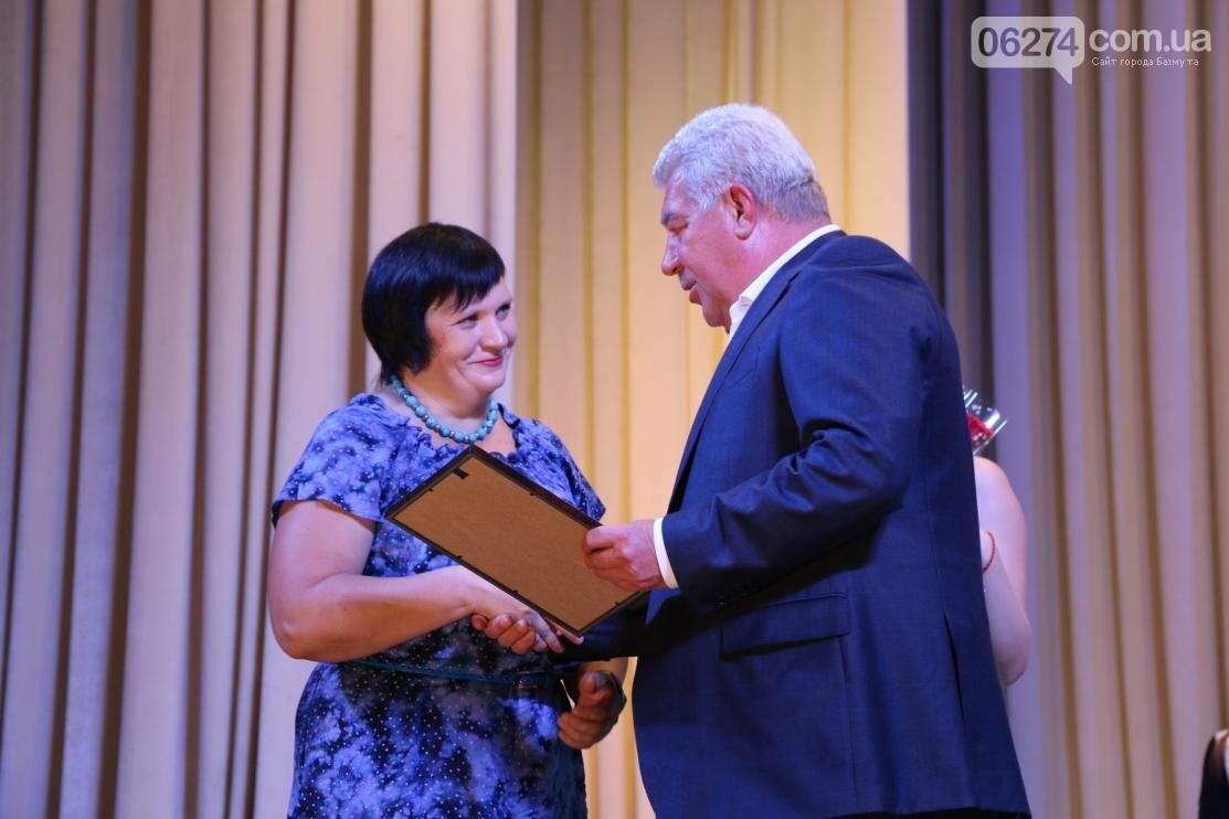 В Бахмуте наградили лучших спортсменов и тренеров, фото-4