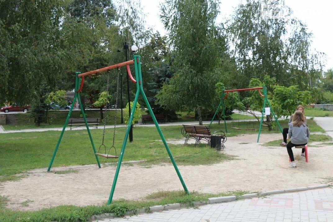 В городском парке на обновленной детской площадке устроят праздник для маленьких бахмутчан, фото-3