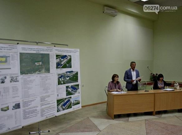 В Бахмуте презентовали проект станции для сортировки отходов, фото-4