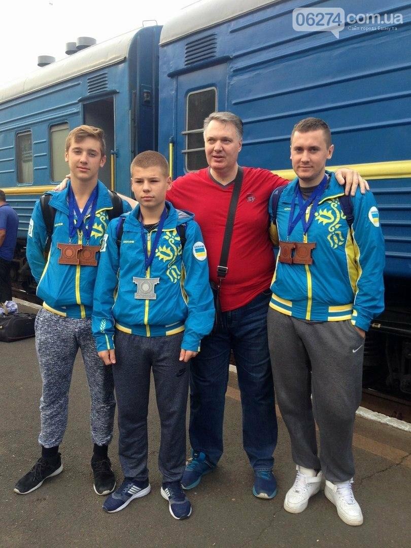 Каратисты Бахмута достойно представили Украину на Кубке Европы, фото-4