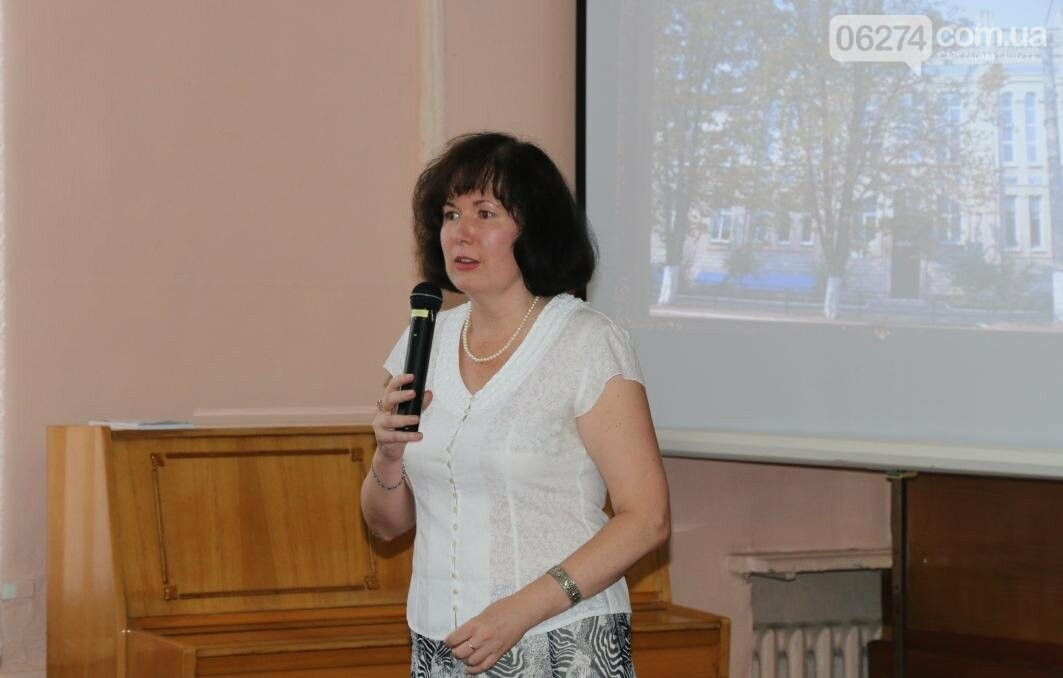 Виртуальный музей школы презентовали в Бахмутском УВК №11, фото-2