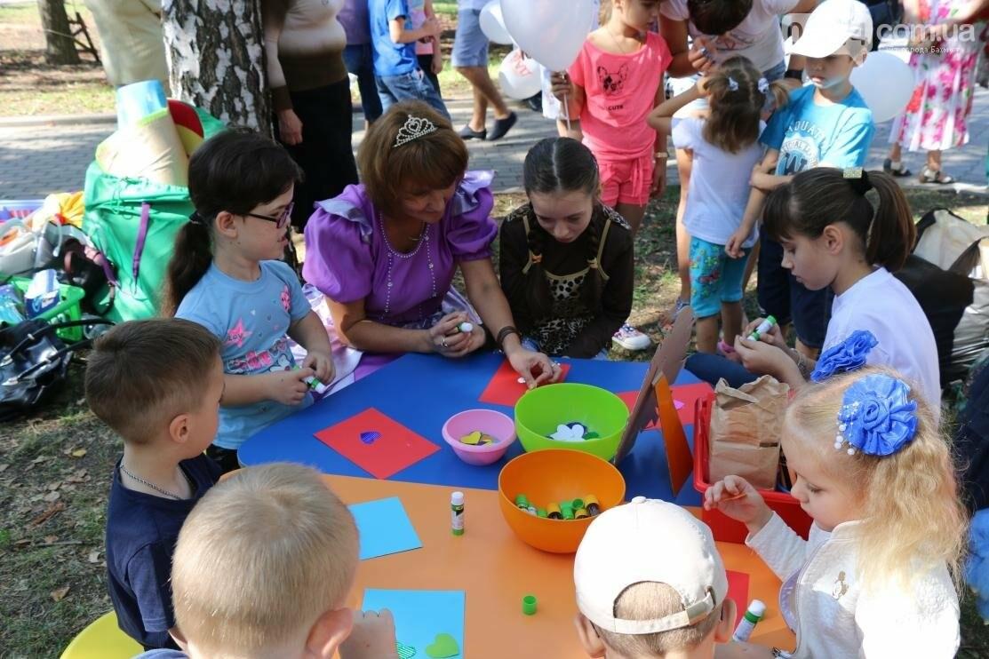 В День рождения города дети из клуба «Лучик» получили подарки, фото-2