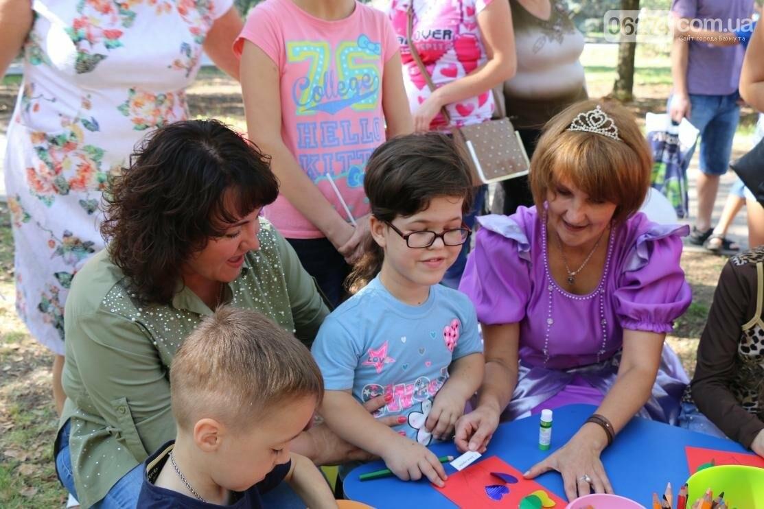 В День рождения города дети из клуба «Лучик» получили подарки, фото-4