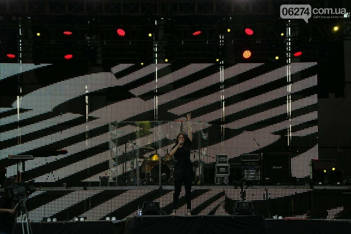 Грандиозным концертом завершился День города в Бахмуте (ФОТООТЧЕТ), фото-10