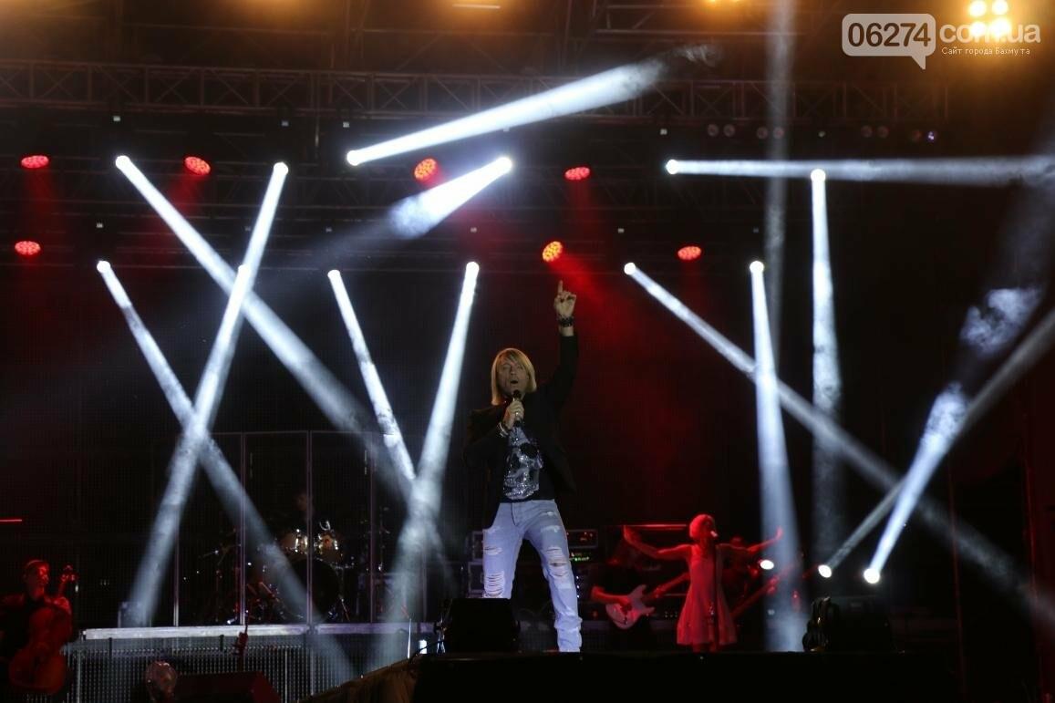 Грандиозным концертом завершился День города в Бахмуте (ФОТООТЧЕТ), фото-15