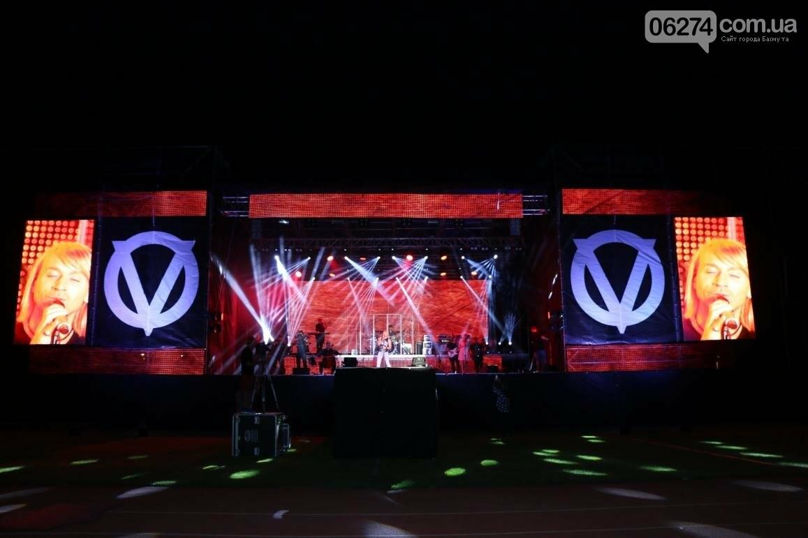 Грандиозным концертом завершился День города в Бахмуте (ФОТООТЧЕТ), фото-16