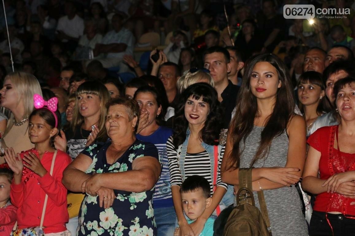 Грандиозным концертом завершился День города в Бахмуте (ФОТООТЧЕТ), фото-28