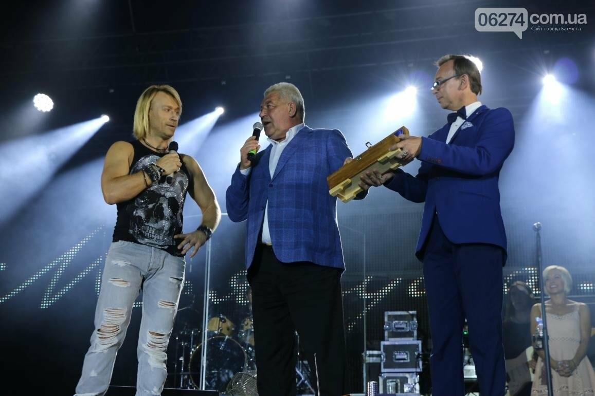 Грандиозным концертом завершился День города в Бахмуте (ФОТООТЧЕТ), фото-27