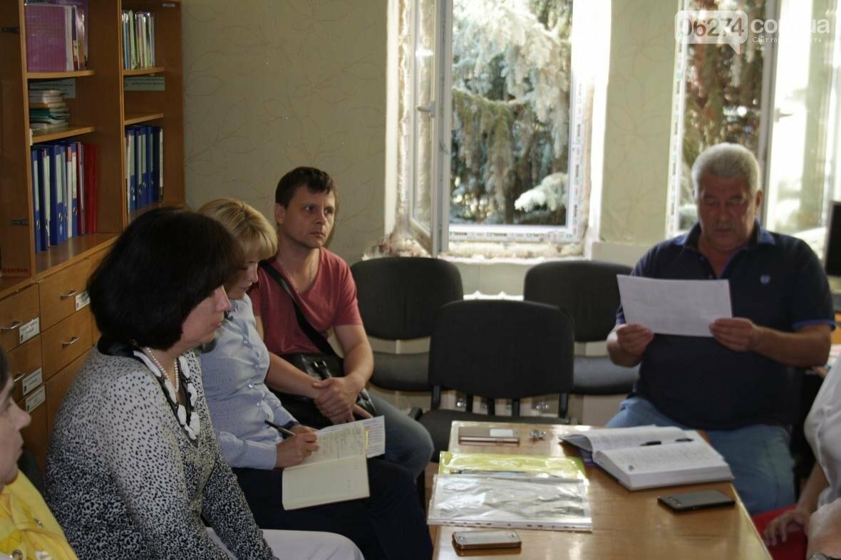 Рабочее совещание городского головы в ДНЗ №58, фото-5