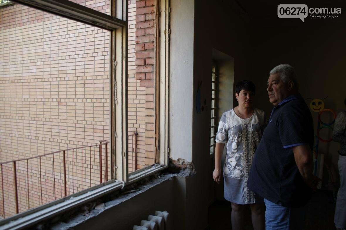 Рабочее совещание городского головы в ДНЗ №58, фото-2