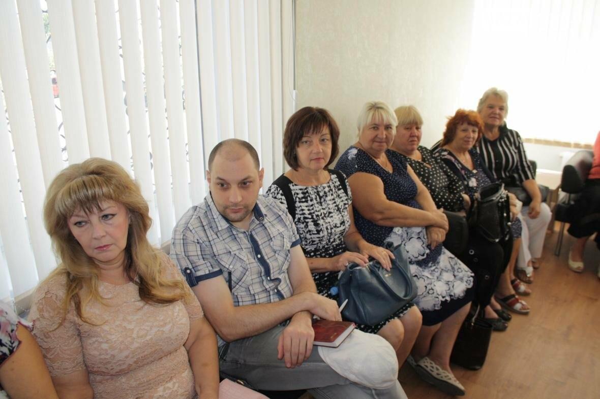 В Бахмуте прошло открытие ресурсного центра поддержки ОСМД , фото-7