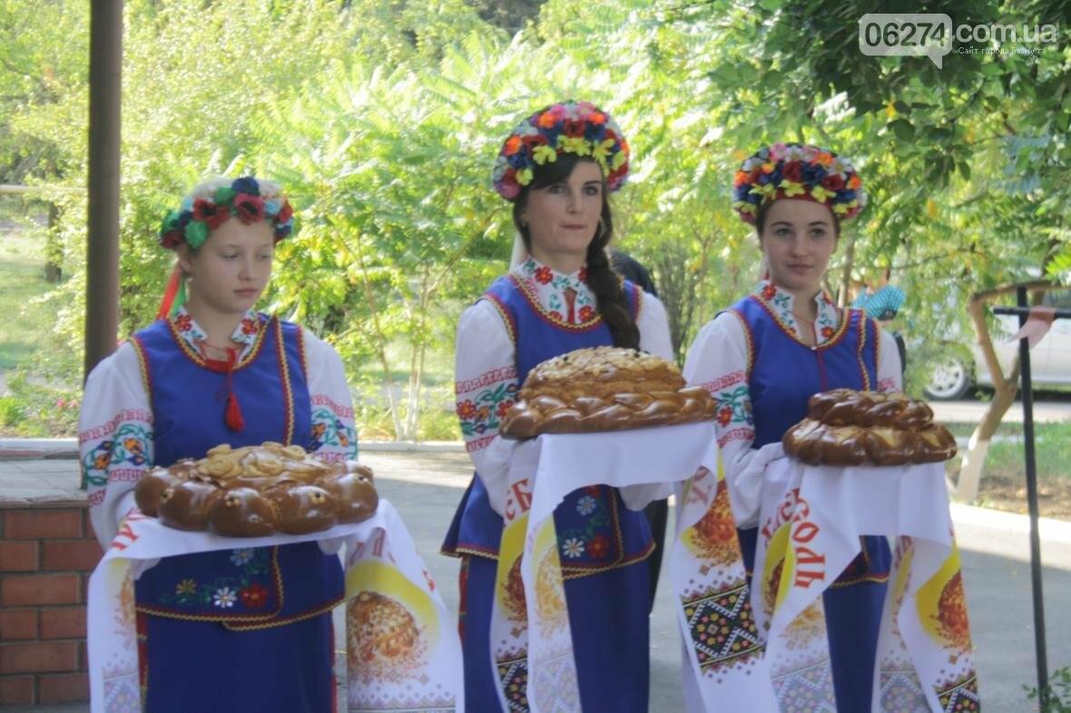 Алексей Рева поздравил общину Зайцева со 175-й годовщиной , фото-12