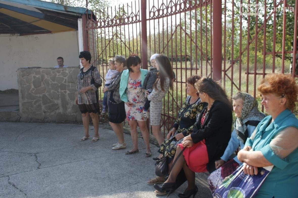 Алексей Рева поздравил общину Зайцева со 175-й годовщиной , фото-13