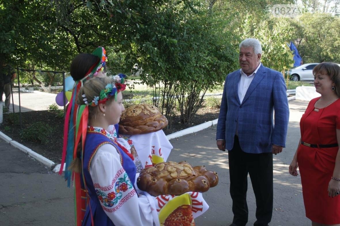 Алексей Рева поздравил общину Зайцева со 175-й годовщиной , фото-20