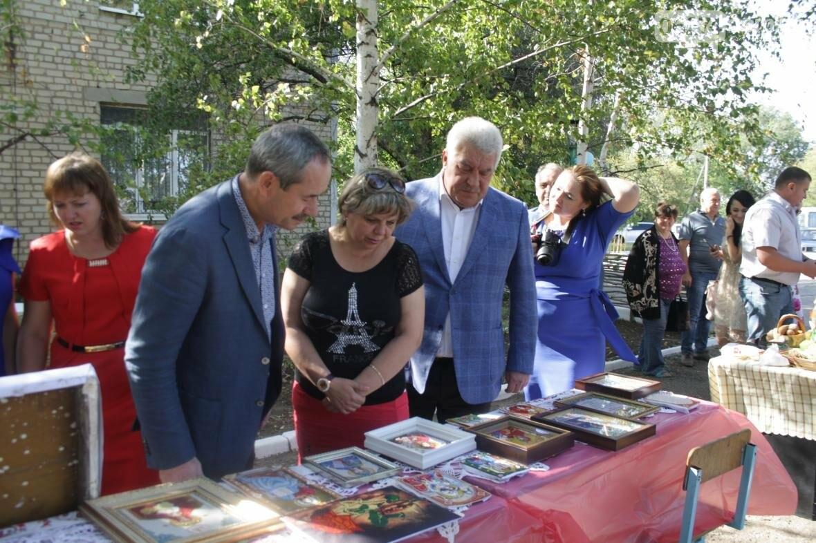 Алексей Рева поздравил общину Зайцева со 175-й годовщиной , фото-16