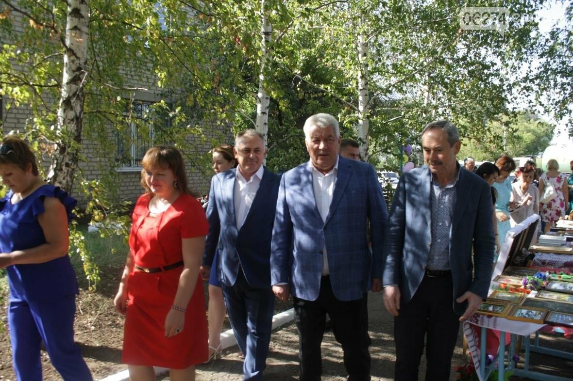 Алексей Рева поздравил общину Зайцева со 175-й годовщиной , фото-24