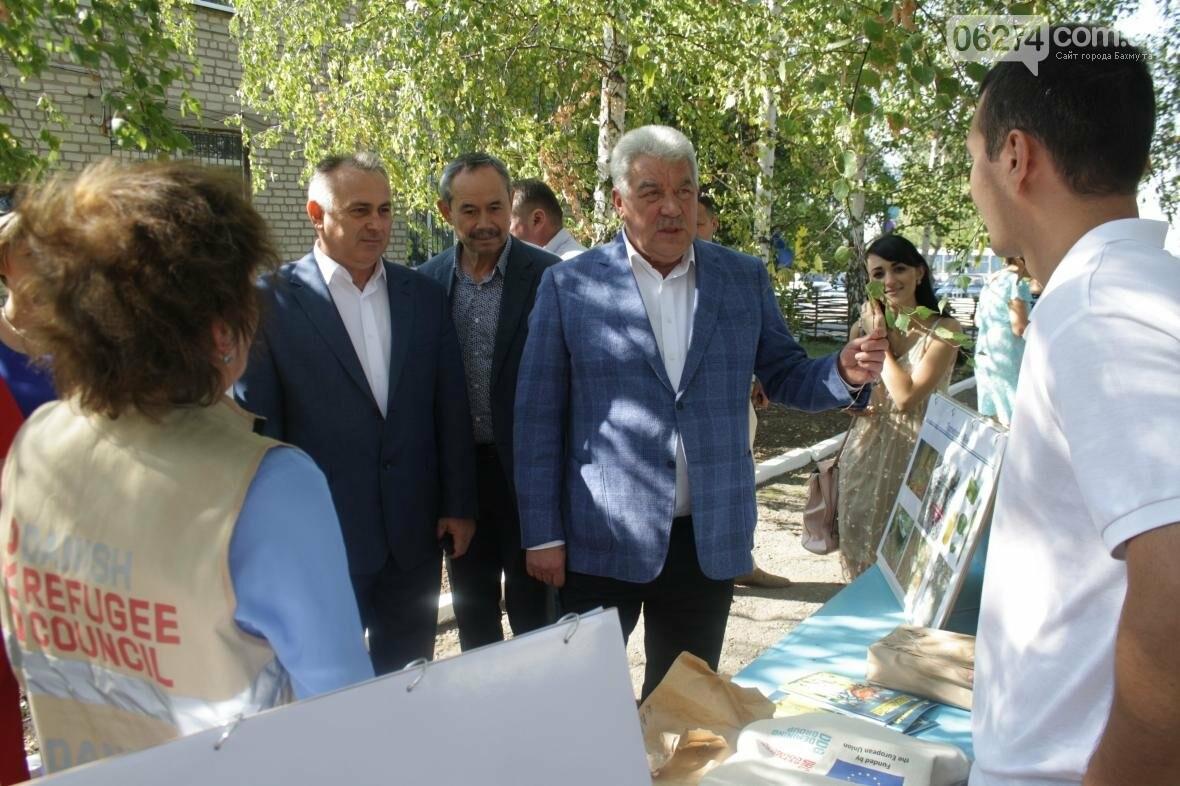 Алексей Рева поздравил общину Зайцева со 175-й годовщиной , фото-17