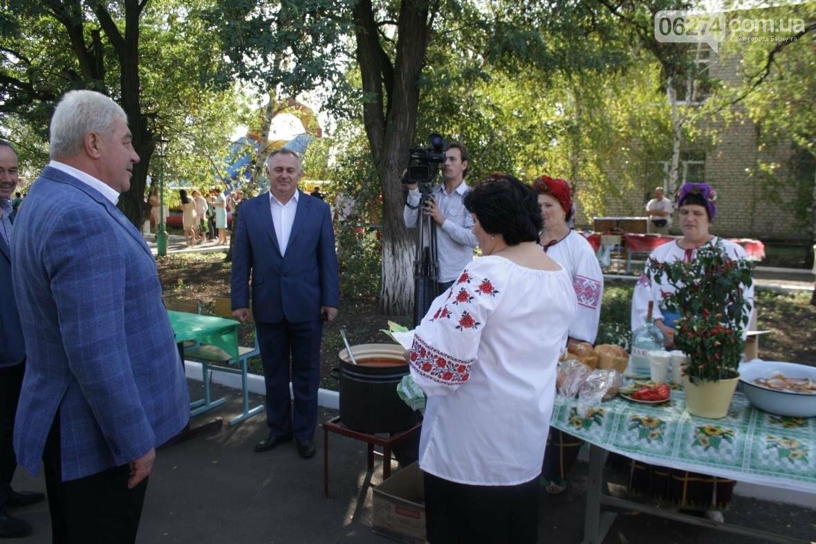 Алексей Рева поздравил общину Зайцева со 175-й годовщиной , фото-18