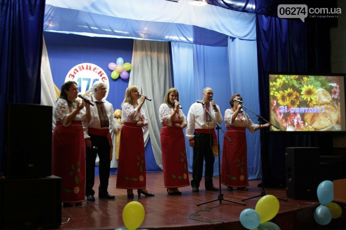 Алексей Рева поздравил общину Зайцева со 175-й годовщиной , фото-6