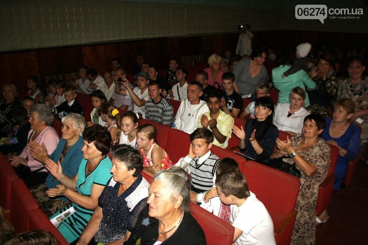 Алексей Рева поздравил общину Зайцева со 175-й годовщиной , фото-7