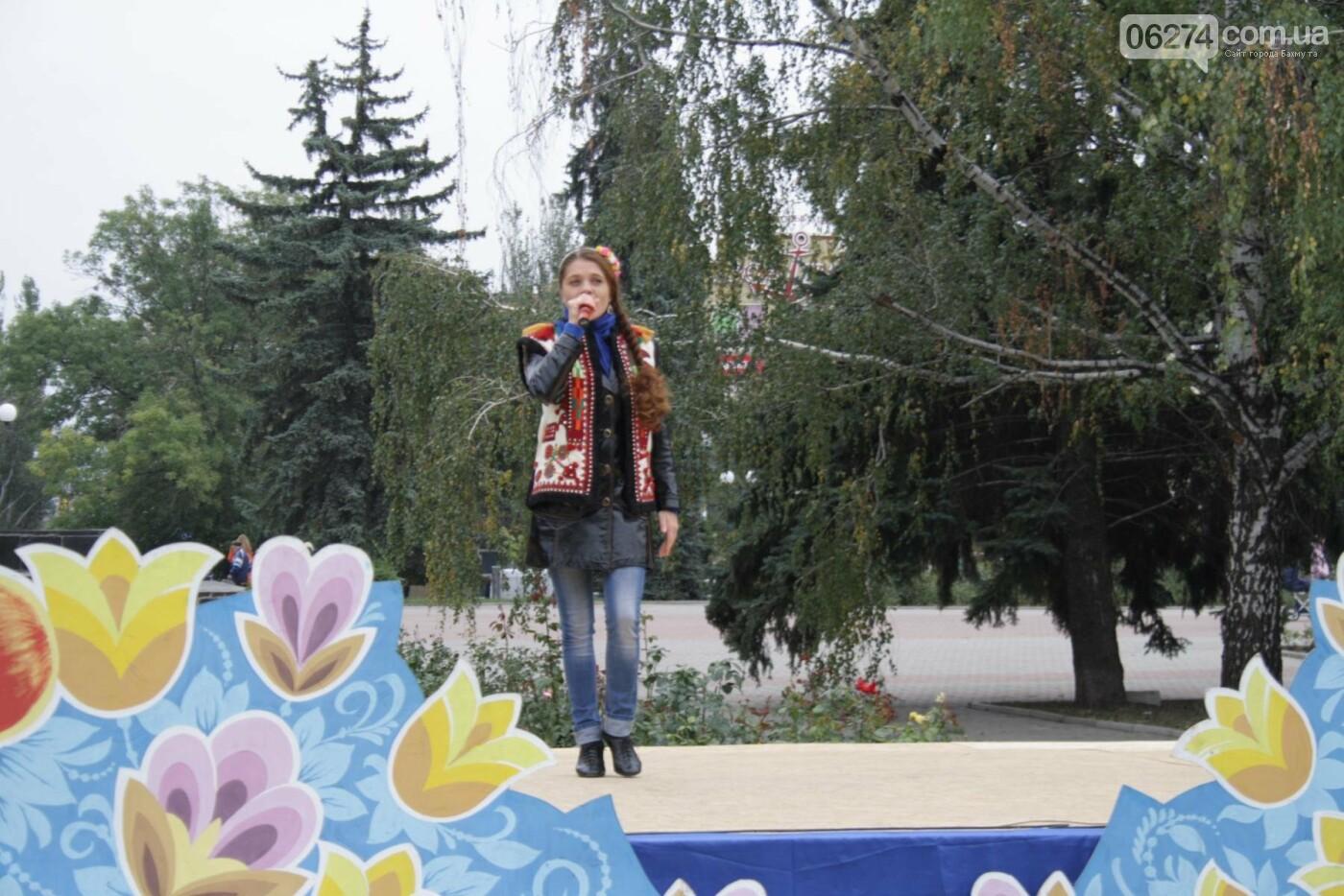 В Бахмуте открылась ярмарка «День садовода», фото-6