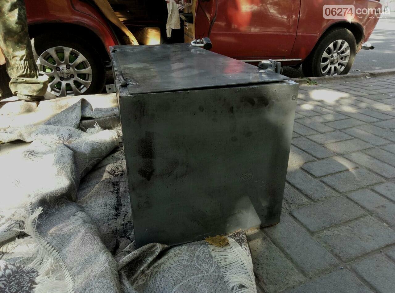 В Бахмуте задержана группа квалифицированных квартирных воров, фото-1
